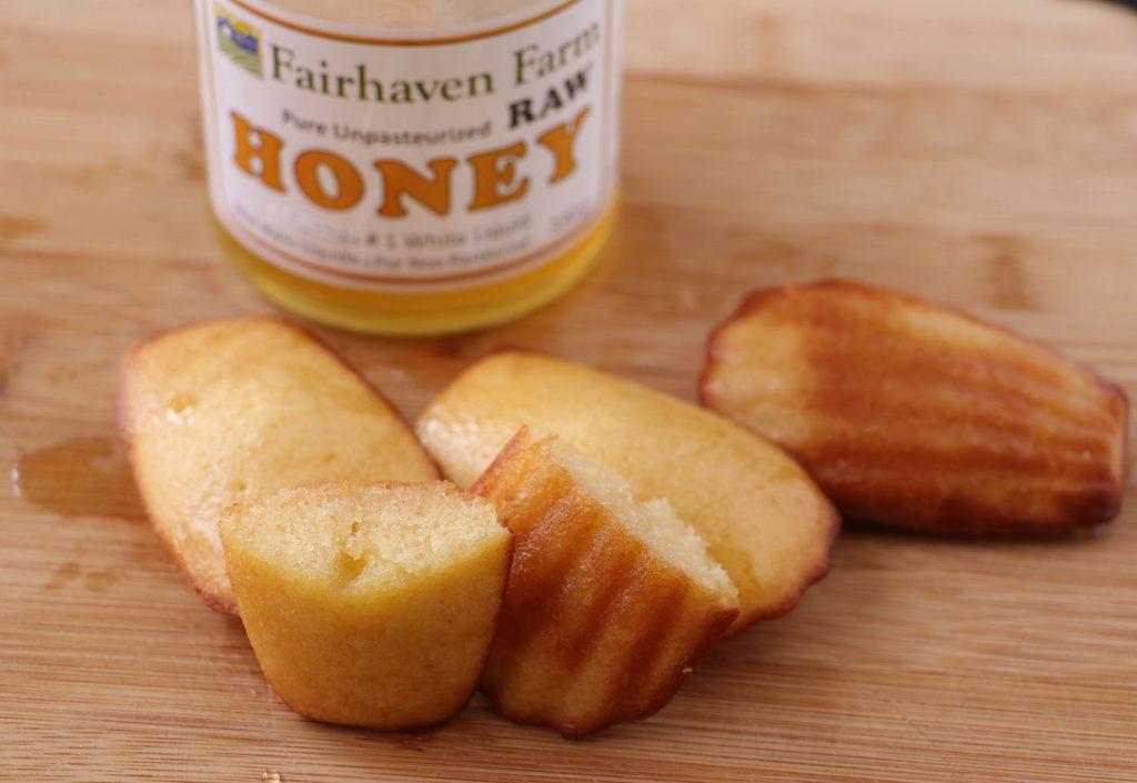 Madeleine Honey recipe